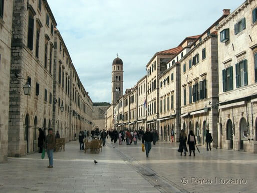 Dubrovnik: Placa