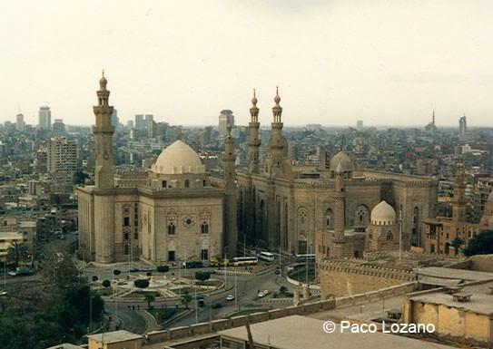 El Cairo: mezquitas de Sultán Hassán y ar-Rifa'i