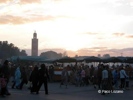 Plaza de la Yemaa el-Fna, Marrakech
