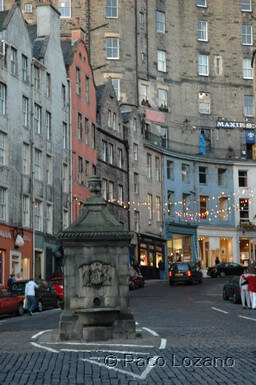 West Bow, Edimburgo