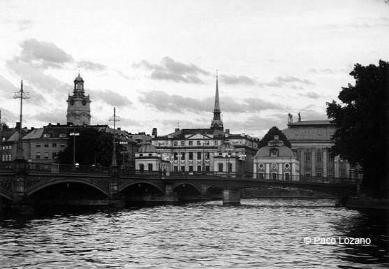 Estocolmo, la ciudad del agua