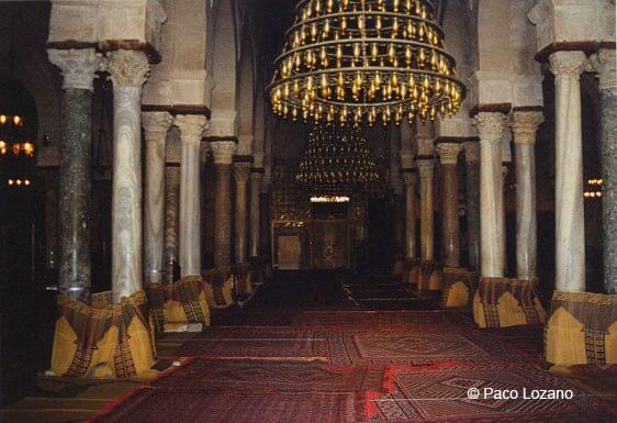 La Gran Mezquita de Kairuán