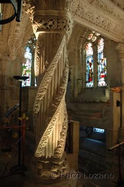 El Pilar del Aprendiz (Rosslyn Chapel)