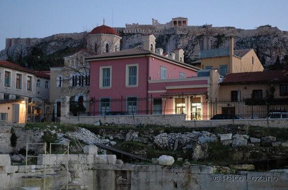 Atenas: el ágora, Plaka y la Acrópolis