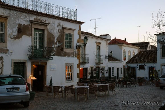 Vila Adentro, Faro, en el Algarve