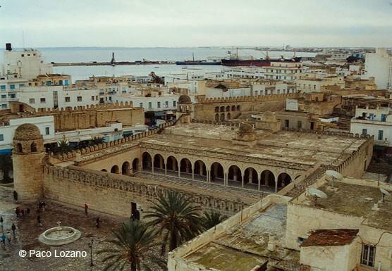 La Gran Mezquita de Susa