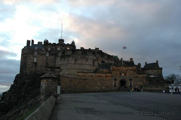 El Castillo de Edimburgo