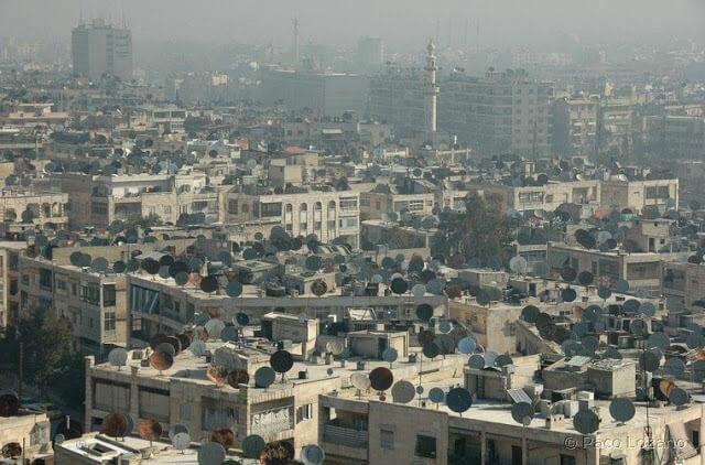 Siria, la televisión y el futuro