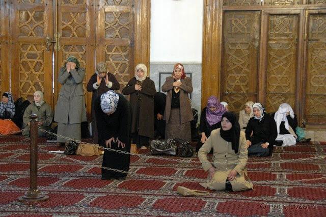 La Gran Mezquita de los Omeyas