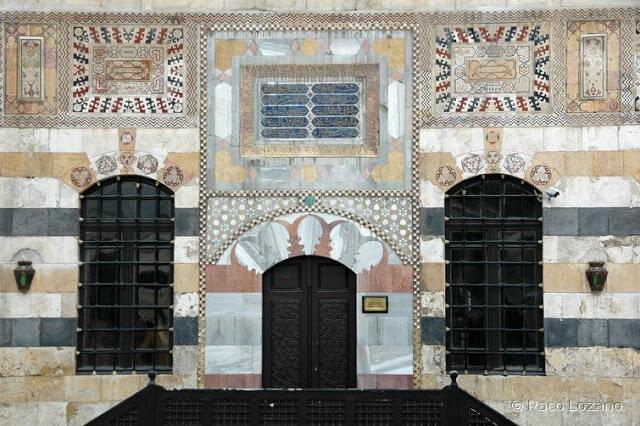 Damasco: el Palacio Azem