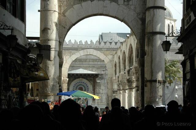 Damasco: templo de Júpiter