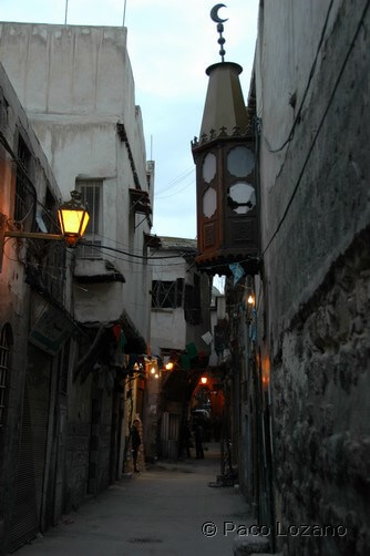 Damasco: la ciudad vieja