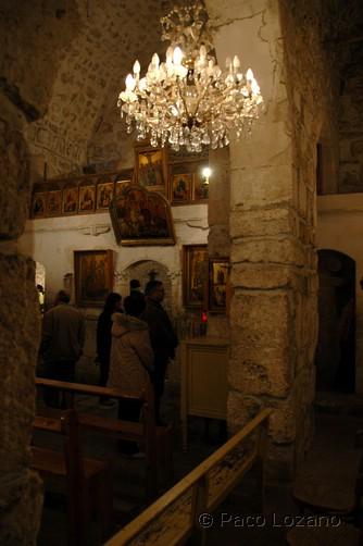 Monasterio de San Sergio, Maalula