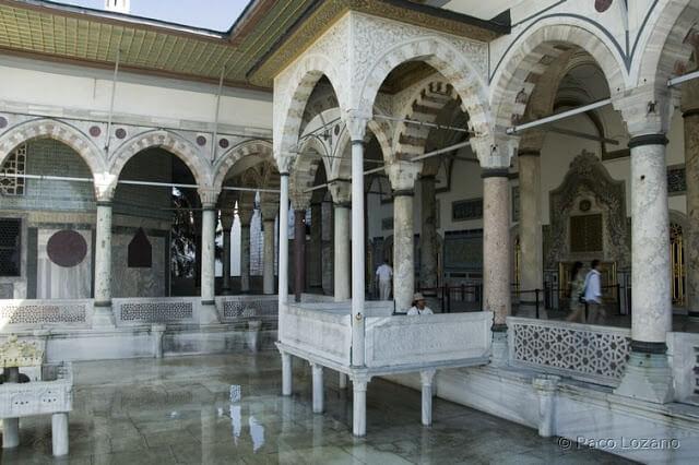 Resultado de imagen para palacio Topkapi