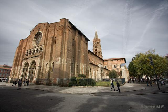 Basílica de Saint-Sernin, Toulouse