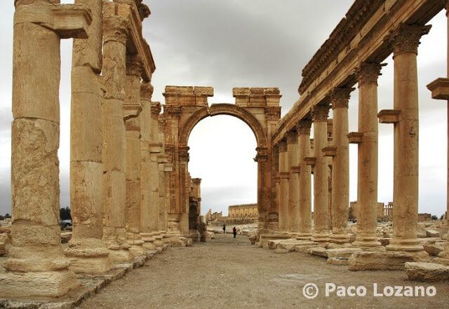 Gran Columnata de Palmira