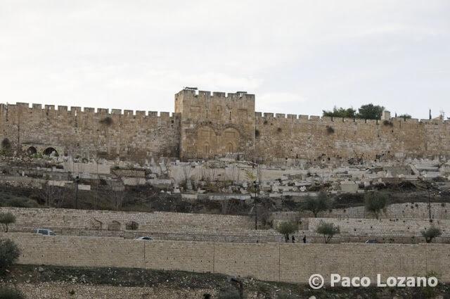 La Puerta Dorada de Jerusalén