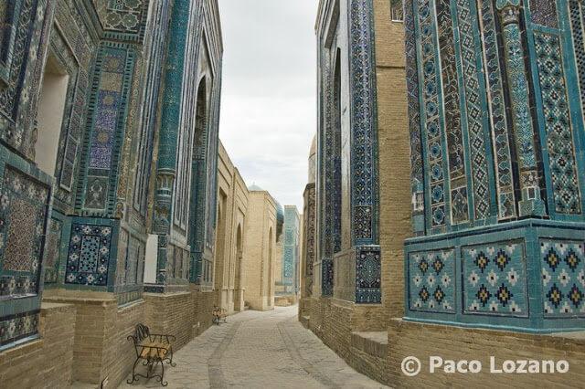 Necrópolis de Shah-i-Zinda, Samarcanda