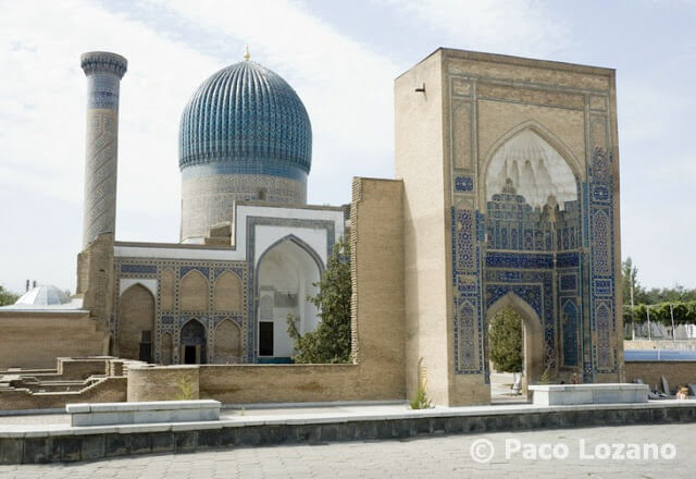 Mausoleo de Tamerlán, Samarcanda