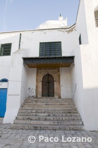 Sidi Bou Said, Túnez