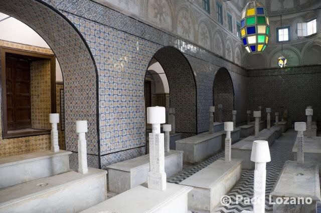 Tourbet el Bey, Túnez