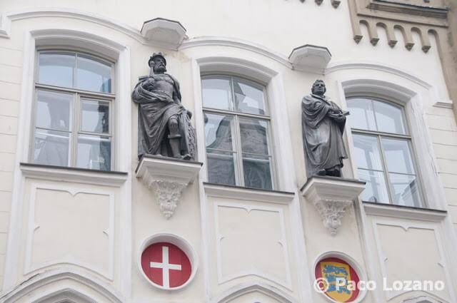 Tallin: Lutero y compañía