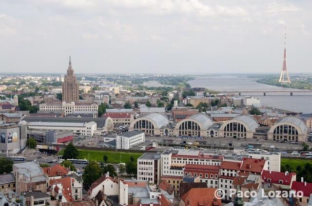 Mercado de Riga