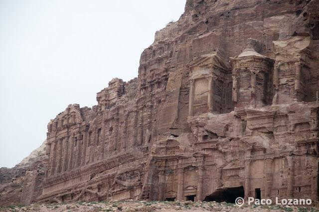 Petra: las Tumbas Reales
