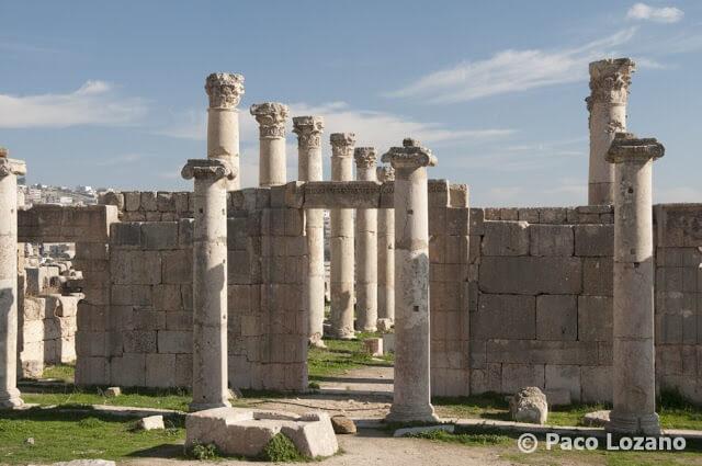 Ruinas de Gerasa