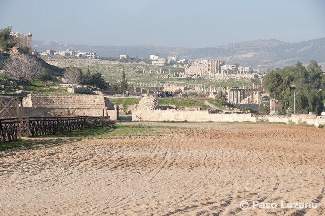 Jerash: el hipódromo