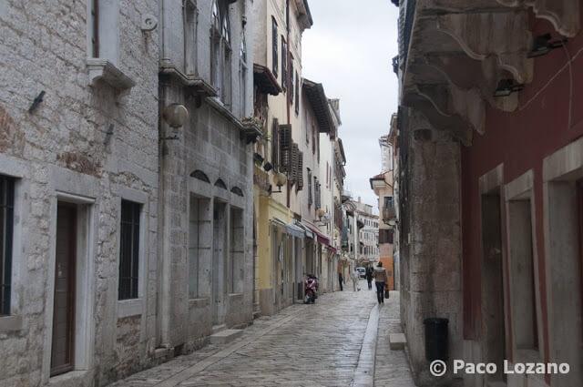 Porec, en Istria