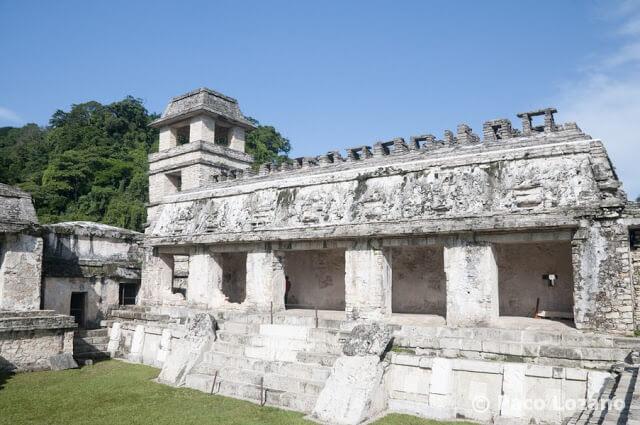 Ciudad maya de Palenque