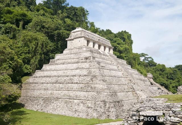Templo de las Inscripciones de Palenque
