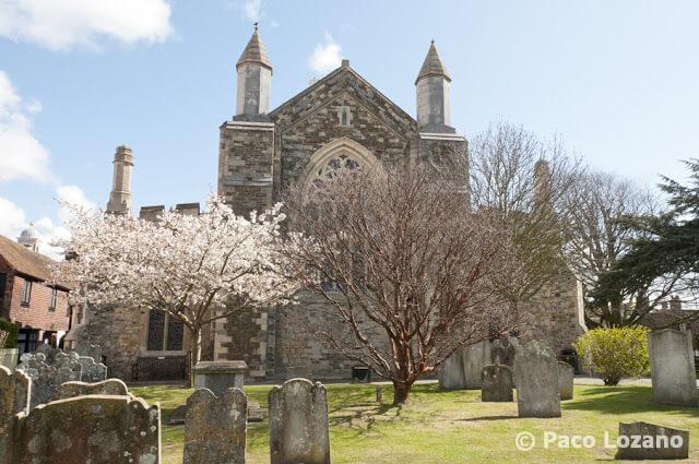 Rye: la iglesia parroquial