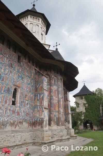 Monasterio de Moldoviţa