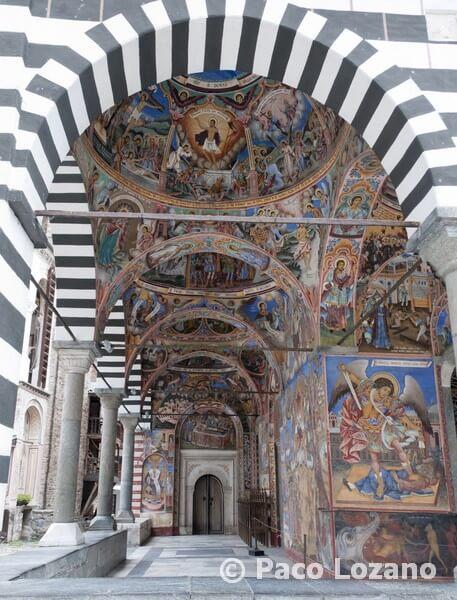 El Monasterio de Rila