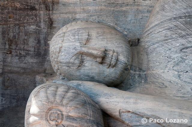 El tercer Buda de Gal Vihara