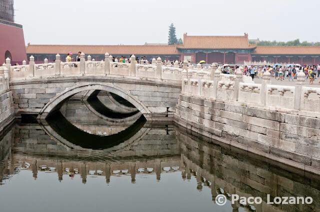 Ciudad Prohibida de Pekín Beijing