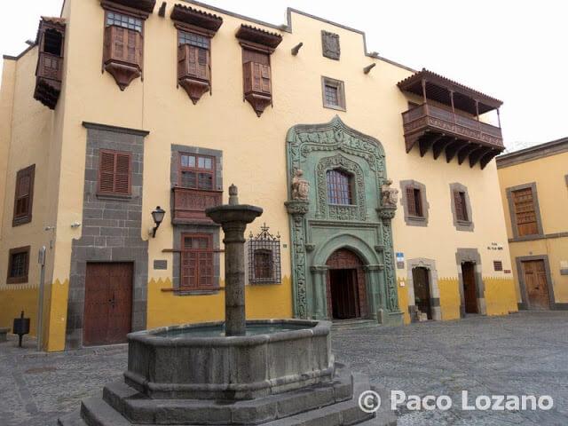 Las Palmas de Gran Canaria, Casa de Colón
