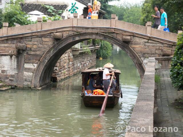 Suzhou ciudad de agua