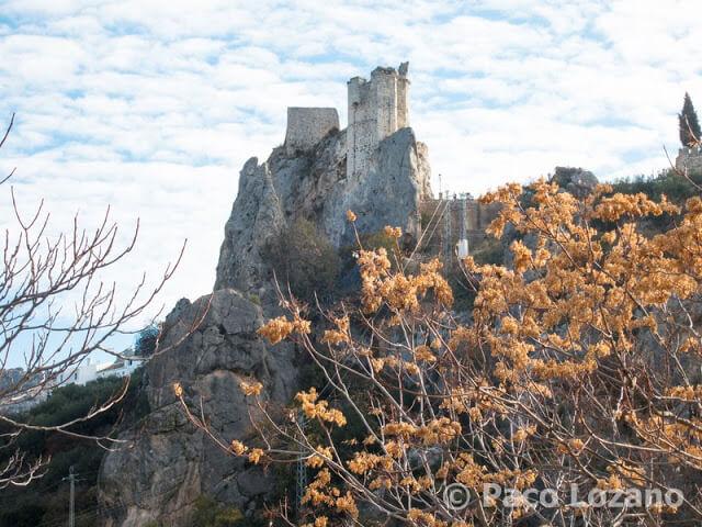 El castillo de Zuheros