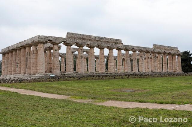 El Hereo en Paestum