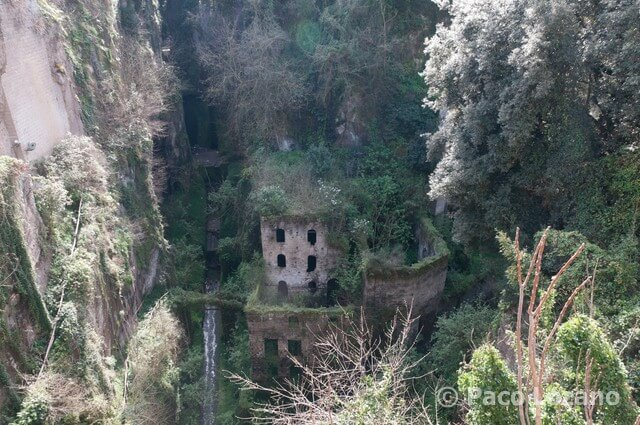 Sorrento: Valle de los Molinos