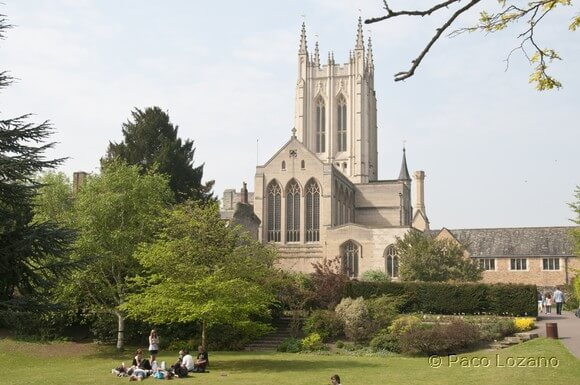 Catedral de Bury St Edmunds