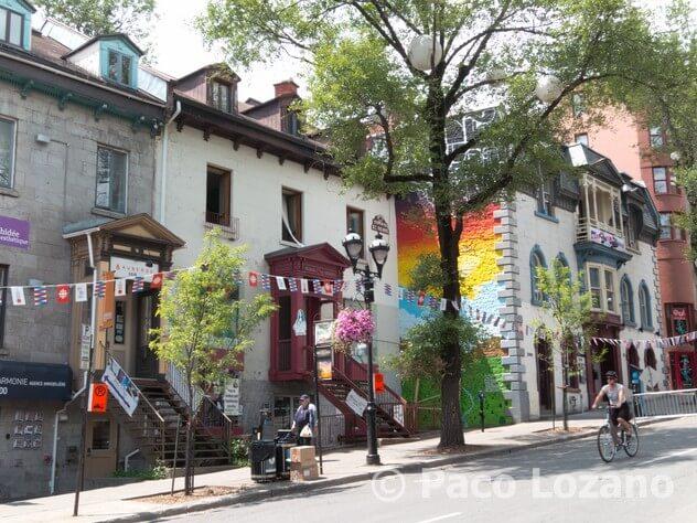 Montreal: el Barrio Latino