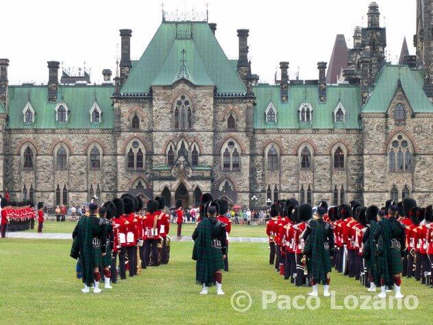 Ottawa: cambio de guardia en el Parlamento