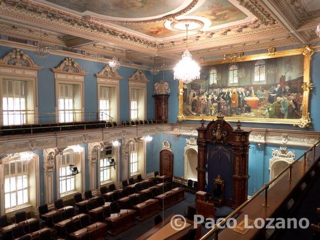 Parlamento de Quebec
