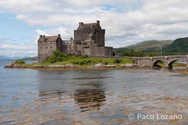Eilean Donan, el castillo más fotografiado de Escocia