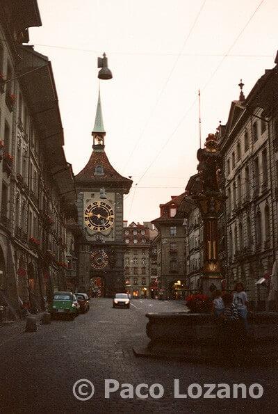 Kramgasse, Berna