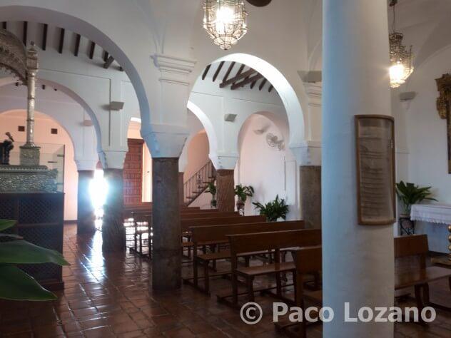 Mezquita-ermita de la Virgen de Gracia, Archidona